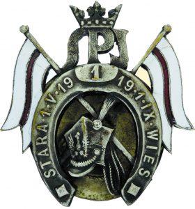 Odznaka Podoficerskiej Szkoły Jazdy