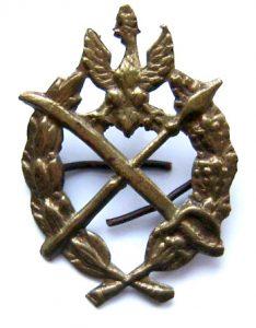oznaka szkół podoficerskich kawalerii