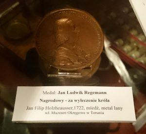 falsyfikat medalu Jana Regemanna