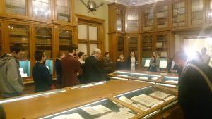 I Konferencja Medalierska - zwiedzanie Muzeum Czapskich
