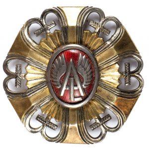 odznaka honrowa Polskiej Akademii Literatury